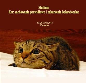 (Polski) Studium KOT: zachowania prawidłowe i zaburzenia zachowania, marzec 2012 – luty 2013